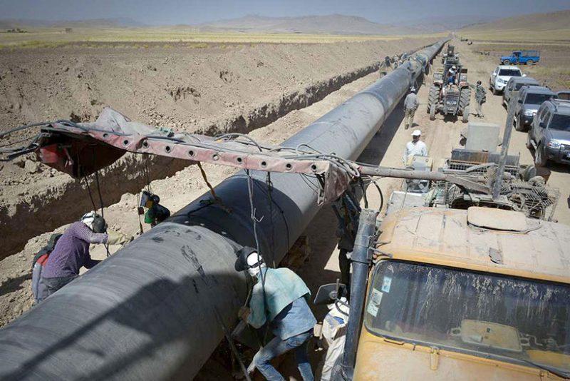 تعیین حریم خط لوله گاز ترش با نرم افزار phast